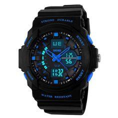 2901492b0601 SKMEI Digital LED Display Sports Watches For Men Women Kids Children Quartz  Sport Watch Relojes Multifunctional Boy Wristwatches
