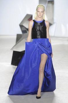 Défilé Giambattista Valli Haute Couture Printemps-Eté 2014 #PFW #HauteCouture #GiambattistaValli
