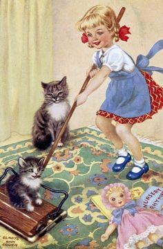 carpet sweeper ride