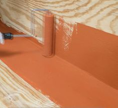 Waterproofing Made Easy! Simply apply SEMCO Liquid Membrane on wood, concrete, Tiles, Stone or Cladding! Not only does it waterproof but also acts as a crack prevention membrane! ☑️ Easy Application with Roller or Brush ☑️ For Interior&Exterior Use ☑️ UV - Stable ☑️ 5 - 10 Year Warranty ☑️ Perfect for Basement Waterproofing ☑️ Made in USA 🇺🇸 Concrete Floor Coatings, Concrete Floors, Basement Waterproofing, Basement Remodeling, Cabana, Diy Home Repair, Cool Gadgets To Buy, Home Upgrades, Home Repairs