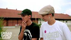 "Keone & Mariel Madrid :: ""Interview"" :: Urban Dance Camp"