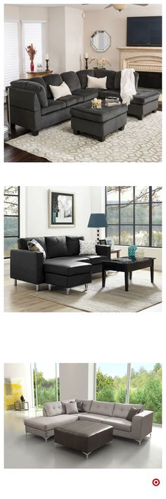 Shop Target for sectional sofas you will love at great low prices. Free shipping on all orders or free same-day pick-up in store.