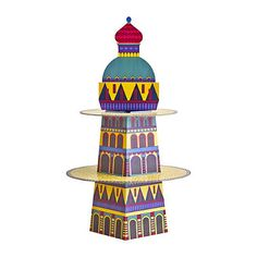 Russian Rooftops Cake Stand - From Lakeland