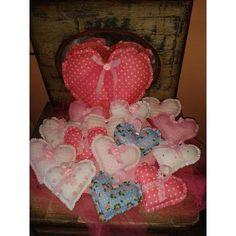 Souvenirs Corazon Baby Shower, Nacimiento, Bautismo, Cumple - $ 50,00