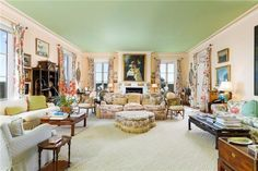 Edith Wharton's Newport Home is for Sale! - The Glam Pad Newport, Dollar, Drawing Room, Home Values, Farmhouse Style, Interior Decorating, Interior Ideas, Interior Design, Home And Family