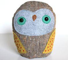 17 gorgeous hand-made soft toys via Village Voices.