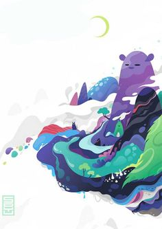 incredible-illustrators-zutto-purple