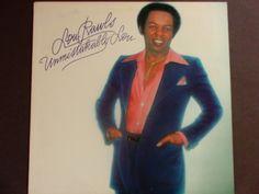 "Lou Rawls Unmistakably Lou - ""Lady Love"" - Soul/R&B - Original Release Philadelphia International Records 1977 - Vintage Vinyl Record Album"