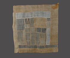 sweetpeapath:  workman: Pojagi (wrapping cloth), ramie, Korea, 19th century
