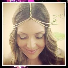 (This is an affiliate pin) Ibliss Boho Layered Head Chain Headband Tassel Headpieces Fashion Prom Head Accessories Jewelry for Women and Girls (Gold) #haircare #headbands Head Chain Jewelry, Tassel Jewelry, Rhinestone Jewelry, Rhinestone Headband, Feather Jewelry, Jewelry Case, Boho Headpiece, Headpiece Jewelry, Chain Headpiece