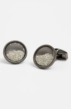 Tateossian 'Diamond Dust' Cuff Links available at #Nordstrom