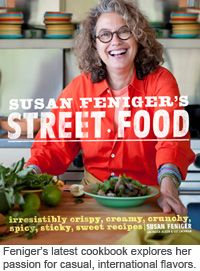 Susan Feniger discusses new cookbook Susan Feniger's Street Food | Chef Interviews content from Restaurant Hospitality