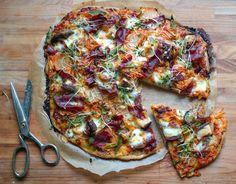 Kimchipizza Omnipollon tyyliin