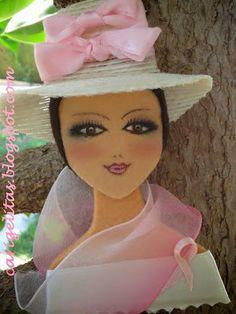 Doll Crafts, Cute Crafts, Magic Day, Felt Brooch, Felt Ornaments, Hats For Women, Paper Dolls, Hair Bows, Doll Clothes