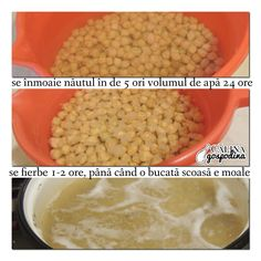 Fierberea năutului // Boiling chickpeas at home Chickpeas, Beans, Lunch, Vegetables, Food, Chic Peas, Beans Recipes, Veggies, Veggie Food