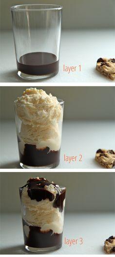 valentine day dessert