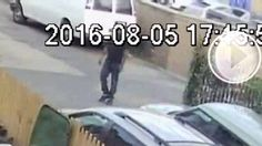 Detectives from the Metropolitan Police Department's Homicide Branch are investigating a homicide. Investigators seek the public's assistance in identifying and locating two persons and a vehicle of interest in a shooting incident which occurred on Friday, August 5, 2016 at approximately 6:40 PM, in the rear of the 5100 block of Georgia Avenue, NW. The victim succumbed to his injuries on August 10, 2016. The subjects and vehicle were captured by a nearby surveillance camera.