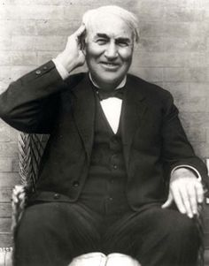 The famous Thomas Edison was a person who had a hearing disability. He was not completely deaf, but he was able to hear a little. His disability was attributed to scarlet fever that he had when he was a child.