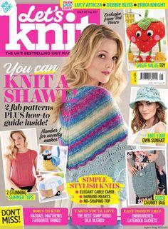 Let's Knit №118 2017 - 轻描淡写 - 轻描淡写