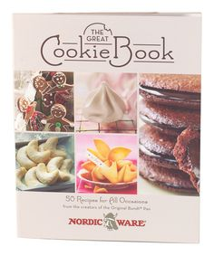 Take a look at this The Great Cookie Book today!