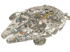 Cortes Tecnicos : Star Wars - Taringa!