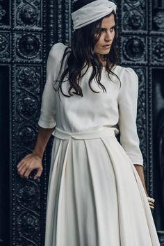 60 robes de mariée romantiques pour un mariage en hiver
