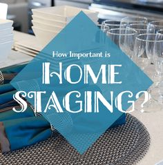 Just the right amount of home staging can make all the difference when trying to sell your home. Check out tips for how to effectively stage your home.