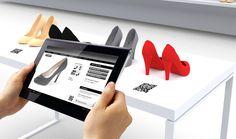 MULTICHANNEL - Statten Sie Ihre Kundenberater mit interaktiven Tablets aus und erweitern Sie Ihr Warensortiment