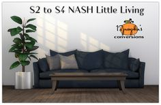 S2 to S4 NASH Little Living Room | Hell Has Spoken | Sims 4 Updates -♦- Sims 4 Finds & Sims 4 Must Haves -♦- Free Sims 4 Downloads