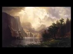 Albert Bierstadt Among the Sierra Nevada Mountains California art painting for sale; Shop your favorite Albert Bierstadt Among the Sierra Nevada Mountains California painting on canvas or frame at discount price. Sierra Nevada, Google Art Project, Landscape Wallpapers, Landscape Art, Landscape Paintings, Oil Paintings, Fantasy Landscape, Sunrise Landscape, Landscapes