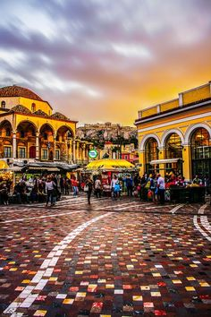 #Monastiraki,#Athens #Greece  ♥♥♥