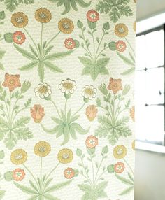 william morris wall paper