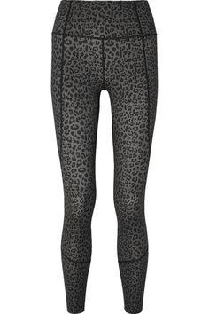 Gray and black stretch-polyester Pull on polyester, Lycra Machine wash Imported A Day In Life, Luxury Fashion, Womens Fashion, Top Designer Brands, Sports Leggings, Sportswear, Lifestyle, Gym, Stitch