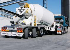 mixer truck Mack Trucks, Big Rig Trucks, Cool Trucks, Cement Mixer Truck, Truck Transport, Truck Scales, Concrete Mixers, Custom Big Rigs, Road Train