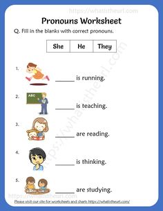 English Activities For Kids, English Grammar For Kids, Learning English For Kids, English Phonics, English Lessons For Kids, English Worksheets For Kids, Kids Learning Activities, Easy Grammar, Nouns And Verbs Worksheets