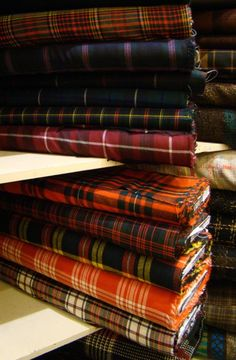 PRESS THIS PIC AND FOLLOW ME ON FACEBOOK!  tartan plaid fabrics