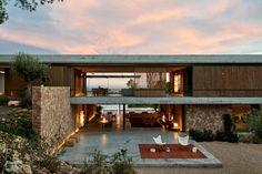 Uma casa simplesmente incrível (De Tony Santos Arquitetura)
