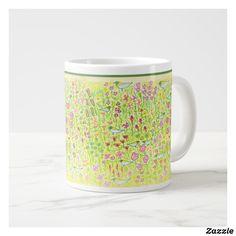 Jumbo Mug Extra Large Coffee Mugs, Bird Drawings, Create Your Own, My Design, Mountain, Birds, Ceramics, Tableware, Drawings Of Birds