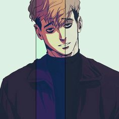 Sangwoo | Killing stalking
