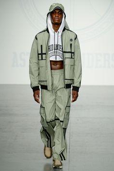 Astrid Andersen Spring 2018 Menswear Collection Photos - Vogue