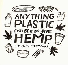 Hemp will save the world!