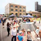 City Farmers' Market at Britomart | Fresh, local seasonal food | Auckland City