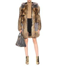 mytheresa.com - Fur coat - Luxury Fashion for Women / Designer clothing, shoes, bags