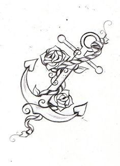 I know anchors are basic tattoos, but I still really want one.