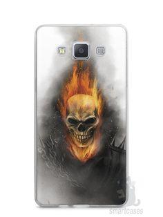 Capa Capinha Samsung A7 2015 Motoqueiro Fantasma - SmartCases - Acessórios para celulares e tablets :)