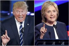 Trump's America vs. Hillary's America: The most shocking contrasts between the Democratic & Republican debates