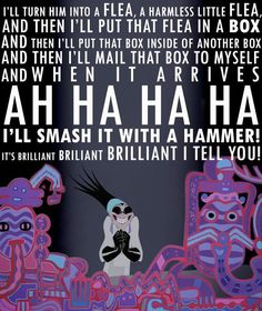 Yzma is my favorite