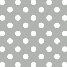 Items similar to Straight Crib Skirt - Riley Blake - Grey and White Dot on Etsy Modern Fabric, Grey Fabric, Polka Dot Fabric, Polka Dots, Blake Grey, Laminated Cotton Fabric, Grey Laminate, Ironing Board Covers, Riley Blake