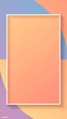 Framed Wallpaper, Graphic Wallpaper, Wallpaper Backgrounds, Colorful Backgrounds, Studio Background Images, Poster Background Design, Creative Poster Design, Instagram Frame, Frame Template