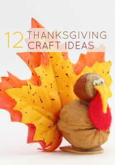 Craft ideas for Thanksgiving!